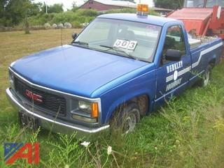 1994 GMC Sierra C/K 1500 Pickup Truck