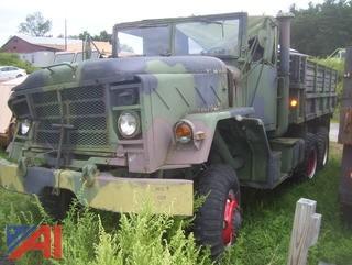 1985 Military 6x6 Truck