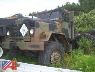 1985 Military Truck for Parts Only