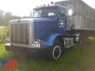 1988 Peterbilt 378 Conventional Tractor