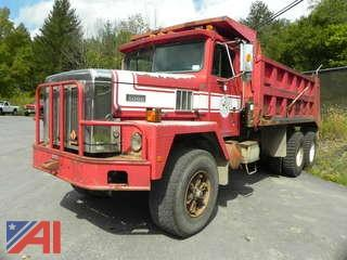1989 International Paystar 5000 Dump Truck