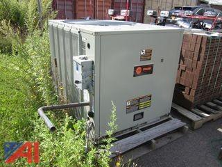 Trane Air Conditioning Condenser Unit
