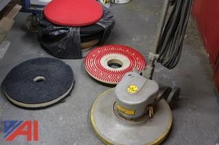 IDS Floor Waxing Machine