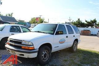1999 Chevy Blazer SUV