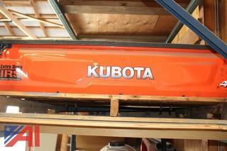 Kubota Manual Dump Bodies