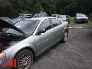 (#467)2005 Chrysler Sebring 4 Door 1C3EL46J65N637879
