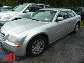 2008 Chrysler 300 4 Door