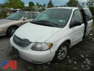 2002 Chrysler Town & Country LXI Van