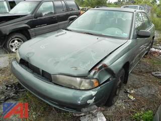 1995 Subaru Legacy 4 Door