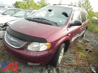 2001 Chrysler Town & Country LXI Van