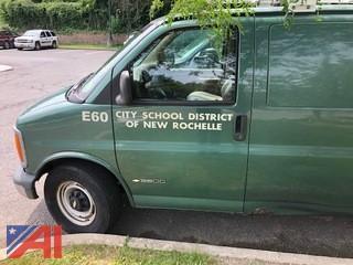 (E60) 2000 Chevy Express 3500 Van