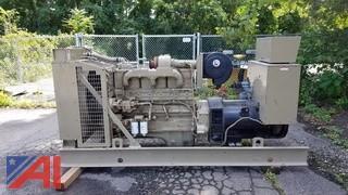 Cummins Industrial Generator