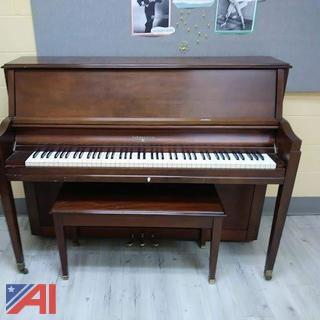 Sohmer Upright Piano