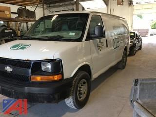 2007 Chevy Express Van