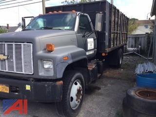1993 Chevy Kodiak Dump Truck
