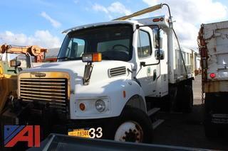 2009 Freightliner M2106 Dump Truck