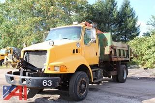 1998 Ford L8000 Dump/Basin Cleaner Truck