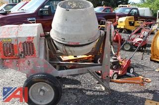 Whiteman Cement Mixer