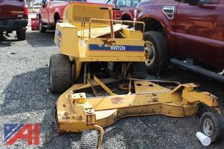 Hustler 4600 Mower (For Parts)