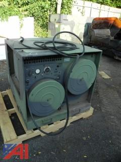 (#8) Military Portable Duct Type Heater