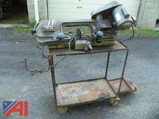 (#11) Chicago Power Tool Metal Cutting Band Saw