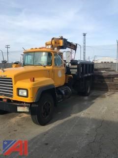 2003 Mack RD690P Dump Truck