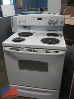 Ranges, Kitchen Appliances and More