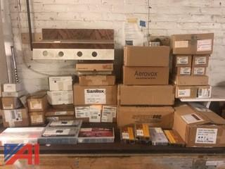 Large Lot of Electrical Parts