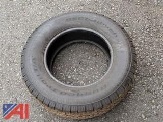 BF Goodrich Rugged Trail Tires