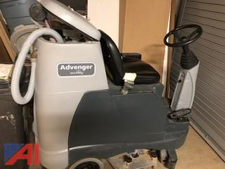 2009 Advance Advenger, 2810D-AXP Rider Scrubber