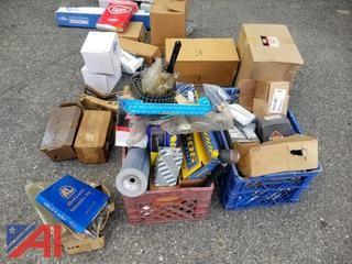 Miscellaneous Shop Stock and Parts