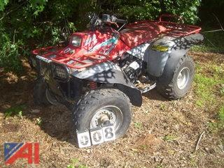 1990 Polaris 350 Quad