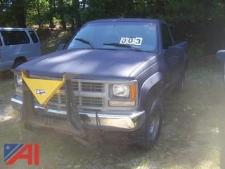 1995 Chevy 2500 Pickup Truck