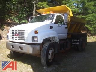 1998 GMC C6500 Sander Truck