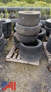 Tires, Assorted Sizes & Brands