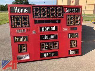 Scoreboards and Miscellaneous Furniture