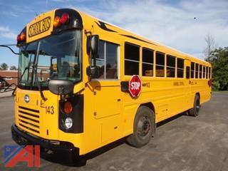 2014 Blue Bird All American School Bus