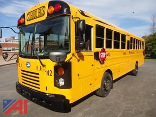 2014 Blue Bird All American Wheel Chair School Bus