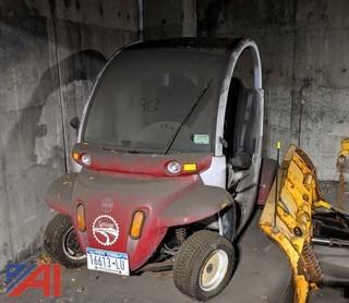 2002 GEM E825 Electric Car