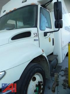 (#19) 2008 International 4300 LP Van