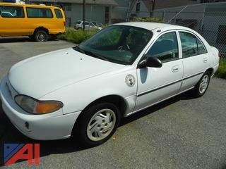 (#21) 1999 Ford Escort 4 Door