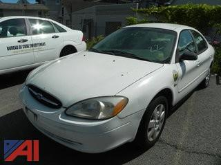 (#22) 2000 Ford Taurus LX 4 Door