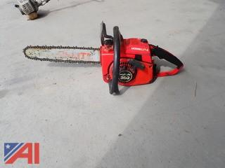 Homelite 360 Chainsaw