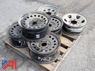 Miscellaneous Truck Rims