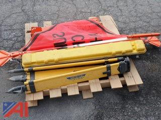 Miscellaneous Surveying Tools