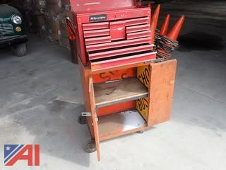 Speedglas Toolbox with Bottom
