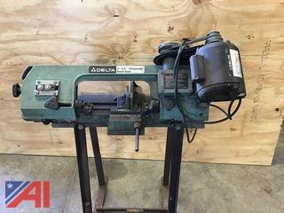 "Delta 4"" x 6"" Horizontal Band Saw"