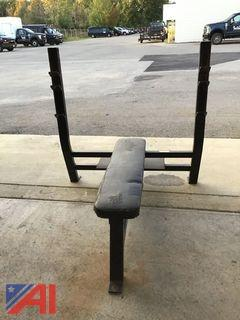 Steel Weight Bench