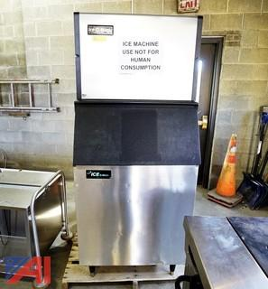 Ice-O-Matic Commercial Ice Machine