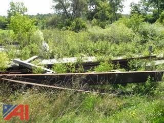 (#14) Scrap Metal and Old Railings